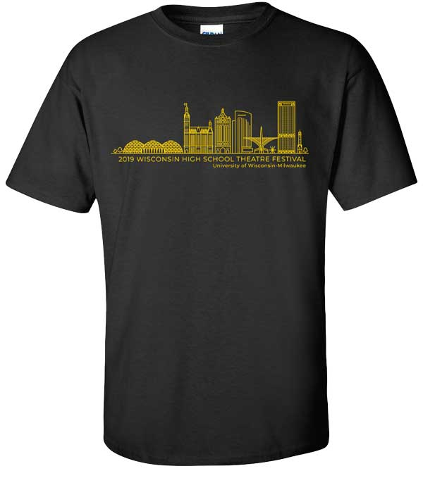 2019 Theatre T-Shirt (Front)