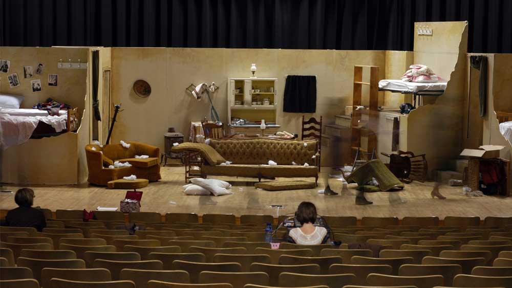 Theatre Adjudicator Training