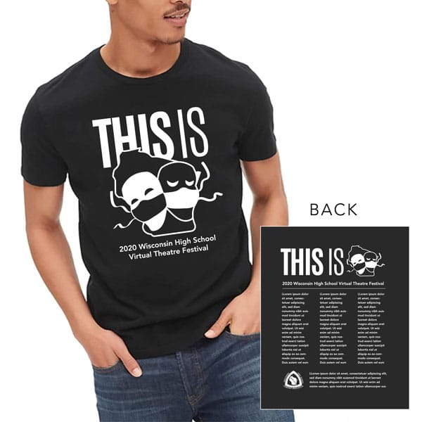 Theatre T-shirt 2020